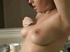 german brunette