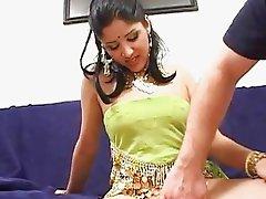 Very beautiful indian princess at sex casting