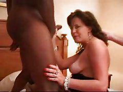 Hubby And Wife Like BBC