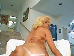 Velvet Rose Ass Fuck & Tongue Squirt