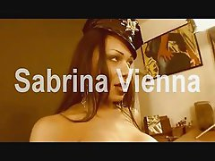 Sabrina Vienna Raging Cumshots