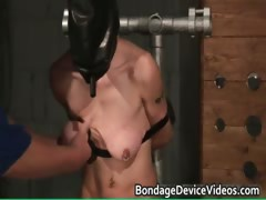 Kinky blonde babe feels aroused when she part3
