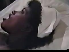ebony nurse clip