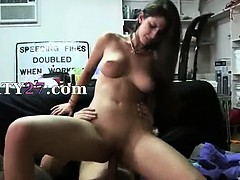 Students coitus in college room