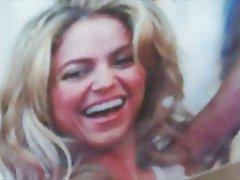 Shakira Bukkake tribute