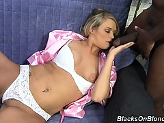 Heather Starlet might be the biggest fan of interracial