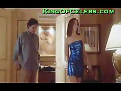 Molly Parker very hot strip and sex scene