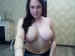 Cum Between Moms Big Boobs