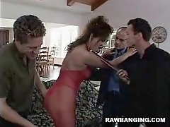 Submissive MILF Gets Fucked