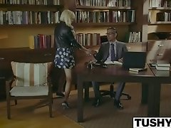 TUSHY Eliza Jane Fucked deep in her pussy