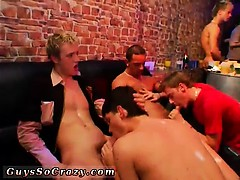 Older gay men suck an jacking young twinks and men in leathe