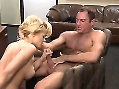 Glamorous hottie Holly Sampson wants him in office