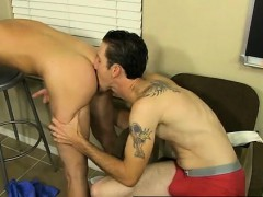 Twink video Ryan Sharp is stuck in detention but he passes t