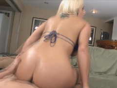 Horny sweet chick Lylith Lavey fucking hard meaty pole
