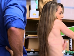 Kimmy Granger gets fucked hard in several positions