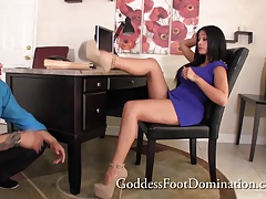 Transition Manager - Foot Domination - Foot Worship