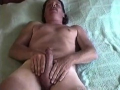 Mature Amateur Chris Jacking Off