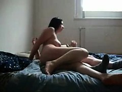 Fat german GF climax