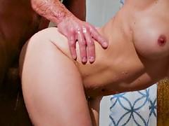 sarah vandella pleasures her husband and boyfriend at the same time