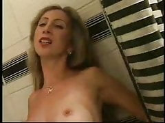Julia Foxx Toys Her Pussy Deep Hard In The Shower