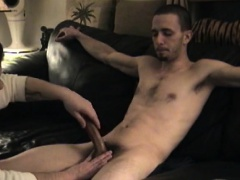 Sucking Off Amateur Straight Boy Jake