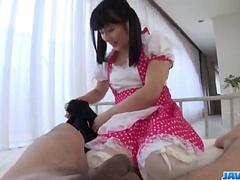 An Koshi amazing hardcore porn show in superb POV