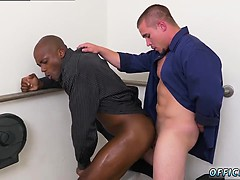 Big cock model male straight gay first time The HR meeting