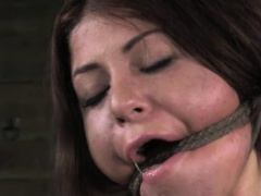 NT sub gagged and punished