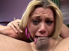 ss - ultimate deepthroat cock gag queen mtg