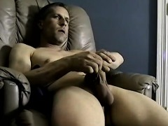 Amateur straight guys first time gay Nervous Chad Works It G