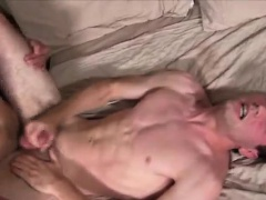 Boys gays sex media play Aiden gets antsy as he tears Andrew