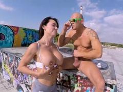 Anal fucking bubble ass Franceska Jaimes