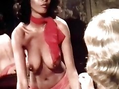 Most exciting 70s porn movie with slender sexy milfs in classic hardcore scenes