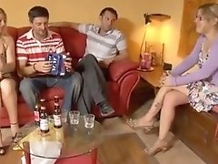 Italian 90s young girls love to get asshole licked and pusses fucked hard