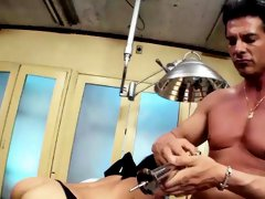 Cassandra Cruz gets nailed in various positions