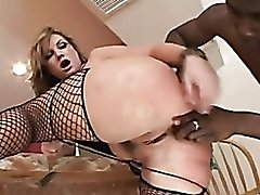 Slutty Flower Tucci anal with BBC