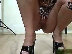 Deutsche femdom bitches love to torment their slave BDSM porn