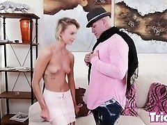 Trickery - Emma Hix gets tricked into sex with her stylist