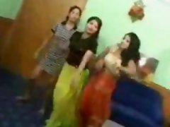 Indian Teens Dancing Nude