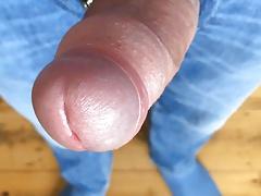 Hands-free cumshot