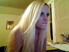 hot chick on webcam 4
